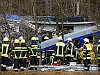 Eight Dead, 50 Seriously Injured After Head-on Train Crash in Bavaria, Germany