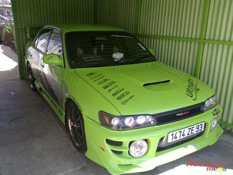 1993 Toyota Corolla Completely Modified For Sale 215 000 Rs