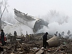 Turkish Airlines Cargo Plane Crash Kills Dozens
