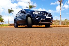 2016' Jeep Grand Cherokee 3.0 CRD V6 Overland