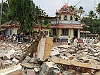 Fireworks Disaster at Kerala Temple Kills 106 in South India