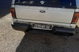 1998' Ford Courier