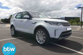 2017' Land Rover Discovery HSE Luxury Si6