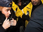 Justin Bieber, Facing Assault Charge In Canada, Turns Himself In