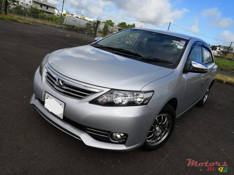 2013 Toyota Allion A15 1500cc in Rose Belle, Mauritius - 3