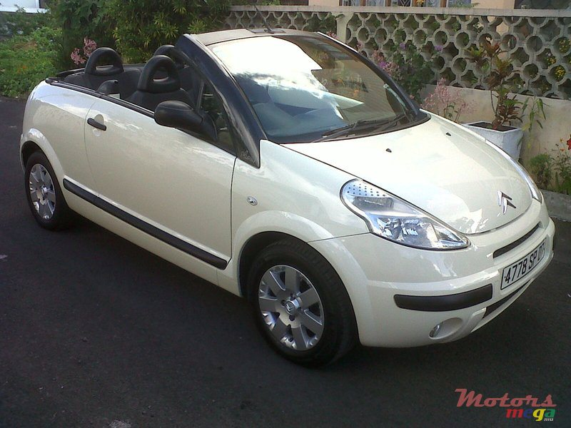 2007 39 citroen c3 cabriolet for sale 425 000 rs curepipe mauritius. Black Bedroom Furniture Sets. Home Design Ideas
