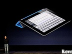 iPad 2 was officially presented by Apple