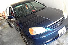 2002' Honda Civic
