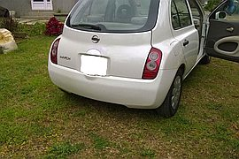 2002' Nissan March