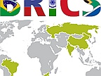 Brics Launches Development Bank Ahead of Russian Summit