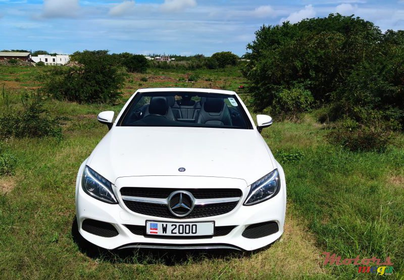 2017 Mercedes-Benz C-Class C180 Cabriolet in Grand Baie, Mauritius - 4