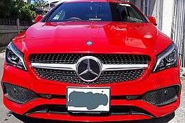 2017' Mercedes-Benz CLA 180
