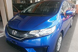 2014' Honda fit japan(new shape)