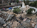 Nine Killed, Buildings Collapse in Fresh Nepal Earthquake