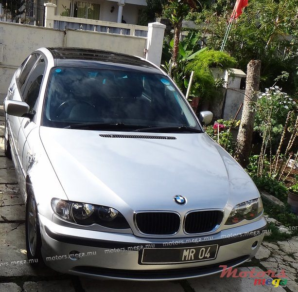 2004 39 bmw 3 series e46 2000 2005 facelift 318i for sale. Black Bedroom Furniture Sets. Home Design Ideas