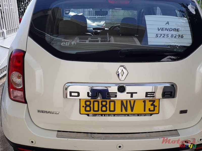 2013 Renault Duster Full Option en Port Louis, Maurice - 2