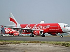 Vol inaugural d'Air Asia: 50 000 passagers par an attendus