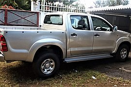 2013' Toyota HIULX 4X4 Manual