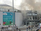 2 Explosions at Brussels Airport, Reports of Dozens Injured