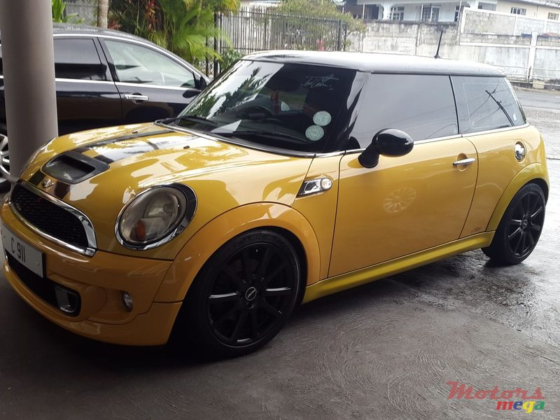 2007 Mini Cooper S John Cooper Works For Sale 590000 Rs Reeyaz