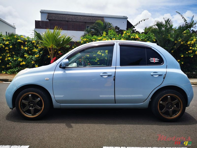 2005 Nissan March Ak12 in Trou aux Biches, Mauritius - 4