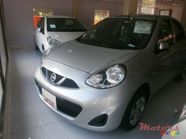 2014 Nissan March in Curepipe, Mauritius
