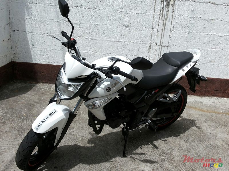 2013' SYM Wolf T1 for sale - 43,000 Rs  Port Louis, Mauritius