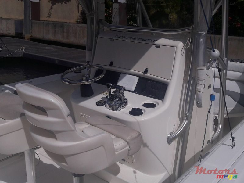 2012 Boston Whaler en Mapou, Maurice - 7