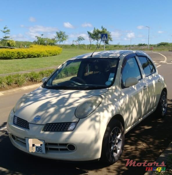 2006 Nissan March in Moka, Mauritius - 2