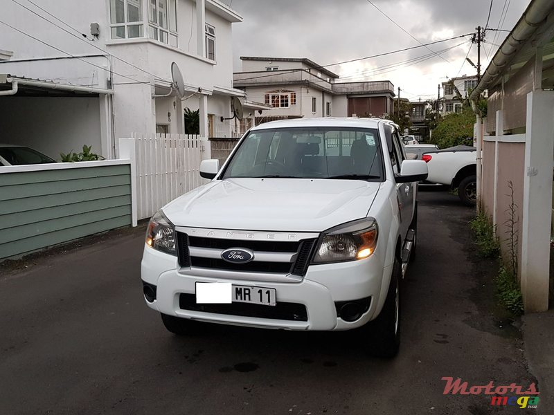 2011 Ford Ranger 4x4 in Curepipe, Mauritius
