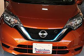 2018' Nissan Note