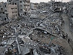 $5.4 Billion Pledged to Help Rebuild Gaza Strip