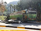 Death toll in Taiwan tour bus crash rises to 33