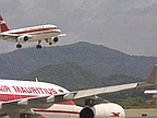 Parliament: Security on Air Mauritius Flights in Center of PNQ