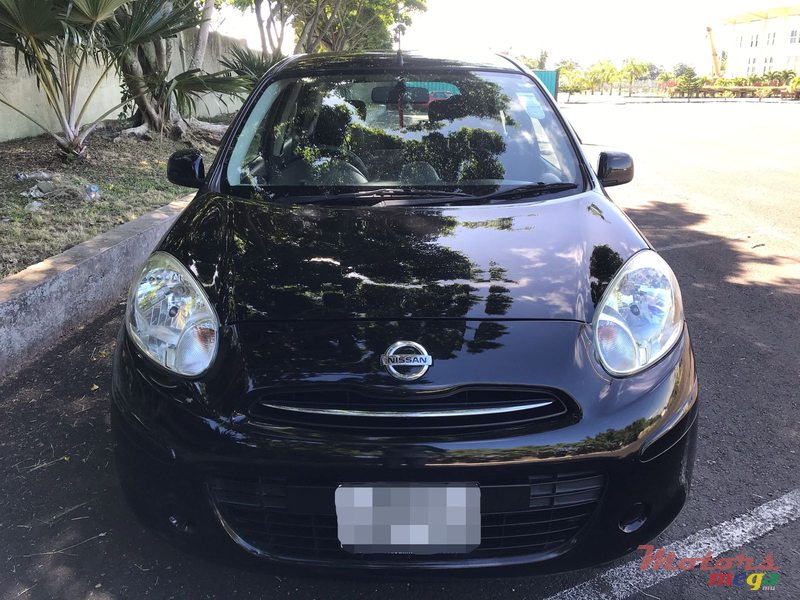 2013 Nissan March in Grand Baie, Mauritius