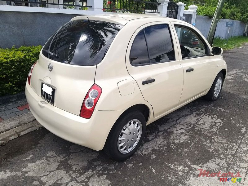 2007 Nissan March Ak12 en Port Louis, Maurice - 5