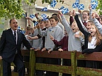 Scottish Vote on Independence Starts