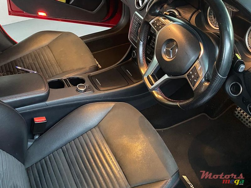 2017 Mercedes-Benz A 180 en Grand Baie, Maurice - 4