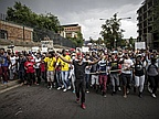 South African Students, Police Clash as Protests Against Fee Hikes Grow