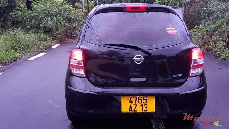 2013 Nissan March in Flacq - Belle Mare, Mauritius - 5