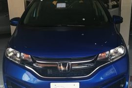 2018' Honda FIT USA F PACKAGE