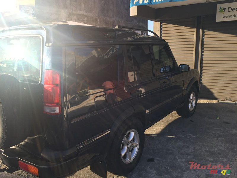 2002 Land Rover Discovery Series II in Vacoas-Phoenix, Mauritius - 2