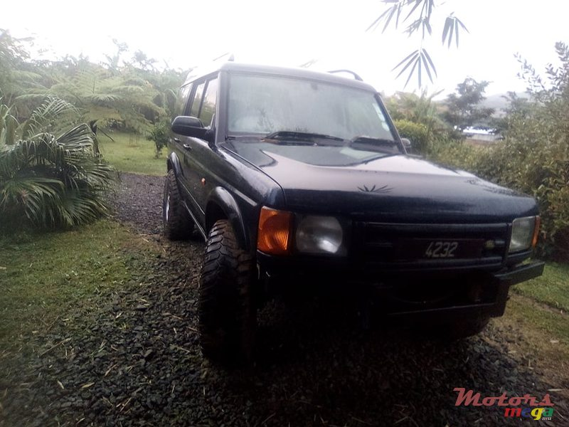 2002 Land Rover Discovery Series II in Port Louis, Mauritius - 5