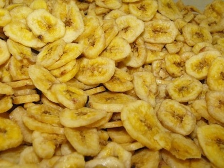 Export: Banana Chips