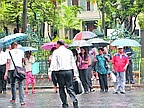 Torrential Rain Last Week: More Intense and Frequent Rains Expected this Summer