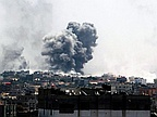 Israel Scales Back Forces in Gaza