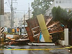 Typhoon Neoguri Batters Japan