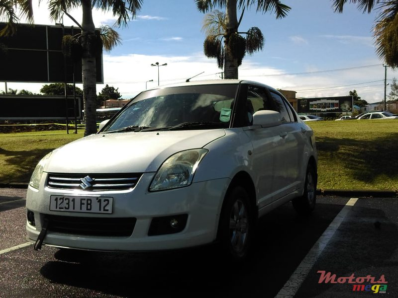 2012 Suzuki Swift Sedan in Rose Hill - Quatres Bornes, Mauritius