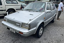 1987' Nissan March