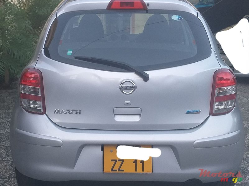 2011 Nissan March in Mapou, Mauritius